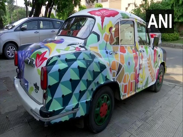 The court's direction came on Tuesday on a petition filed by Ranjit Malhotra, the owner of the multicolour car.