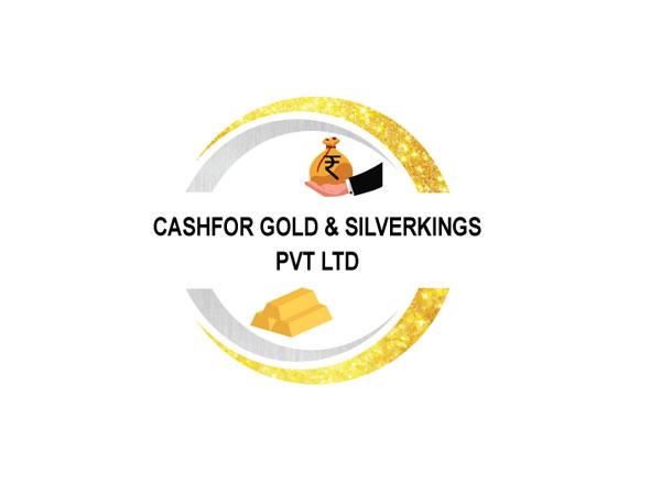 Cash For Gold & Silverkings logo
