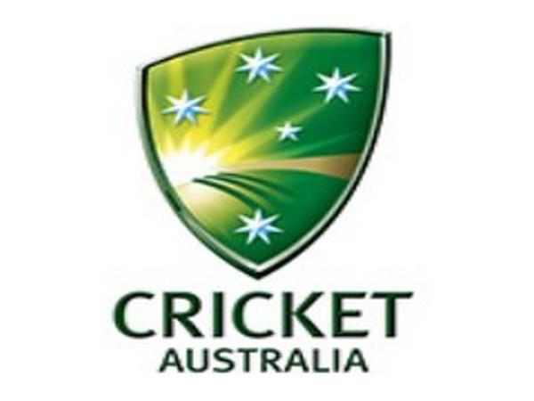Cricket Australia logo.