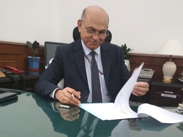 Mody takes over as CBDT Chairman from Sushil Chandra