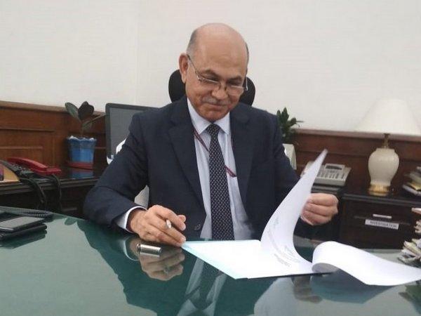 CBDT Chairman P C Mody (File photo)