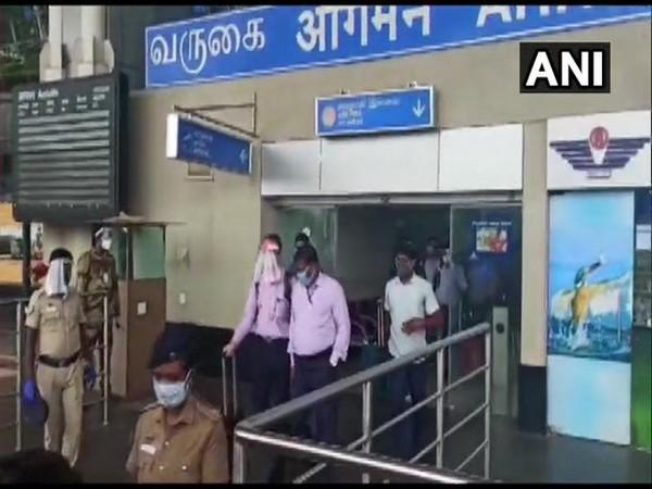 CBI team arrives at Madurai to overtake Thoothukudi custodial death case on Friday. (Photo/ANI)