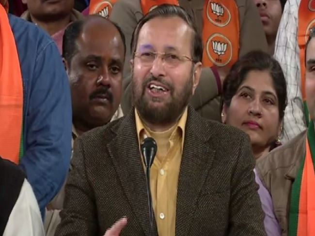 Union Minister of Environment, Forest and Climate Change Prakash Javadekar. File photo
