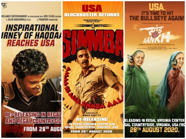 Posters of the film (Image courtesy: Twitter)