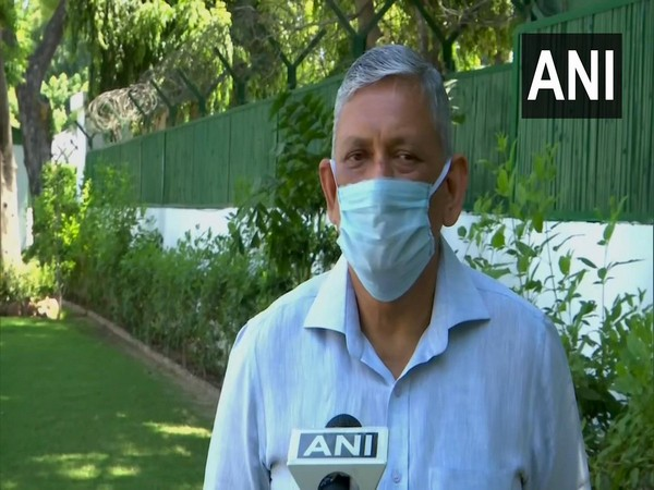 CDS General Bipin Rawat speaking to ANI in New Delhi on Thursday. Photo/ANI