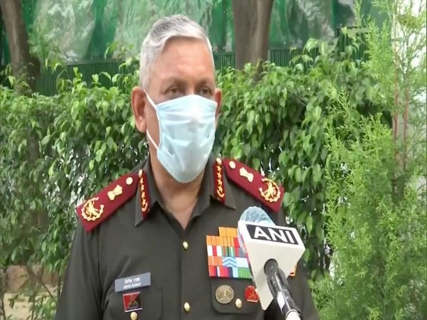Chief of Defence Staff Gen Bipin Rawat (File photo)