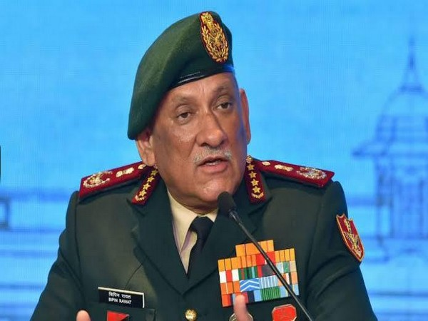 Chief of Defence Staff, General Bipin Rawat (File photo)