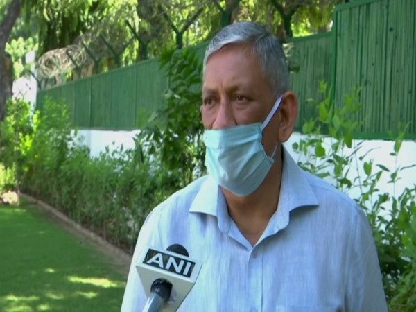 General Bipin Rawat speaking to ANI in New Delhi on Thursday.