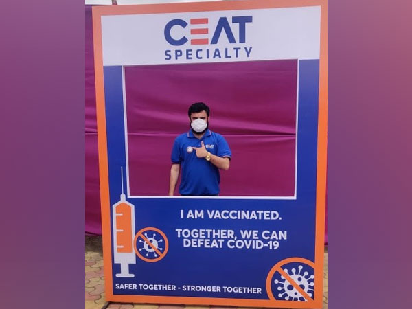 CEAT Specialty's Initiative I am Vaccinated