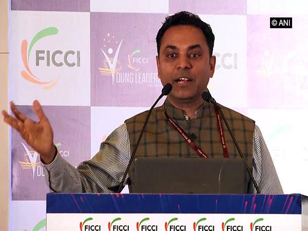 Chief Economic Advisor Krishnamurthy Subramanian in New Delhi on Monday