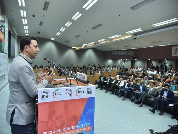Chief Economic Advisor Krishnamurthy Subramanian in New Delhi on Tuesday.