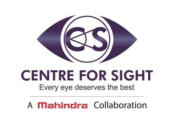Centre for Sight logo.