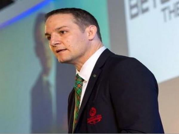 ommonwealth Games Federation (CGF) CEO David Grevemberg
