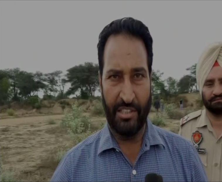 Tarjinder Singh, crime investigation agency (CIA-II) Bathinda speaking to ANI in Punjab.