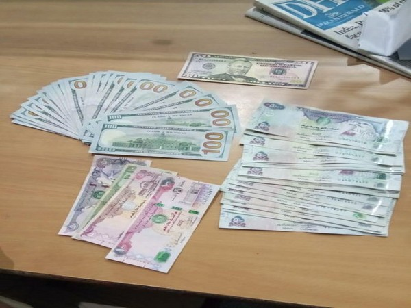 Central Industrial Security Force (CISF) at Mangalore International Airport intercepted a passenger at security check and recovered foreign currency