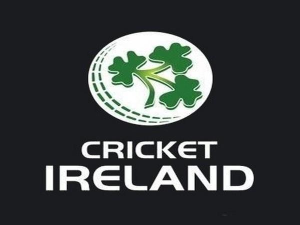 Cricket Ireland logo.