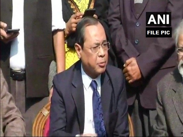 Chief Justice of India Ranjan Gogoi. File photo/ANI