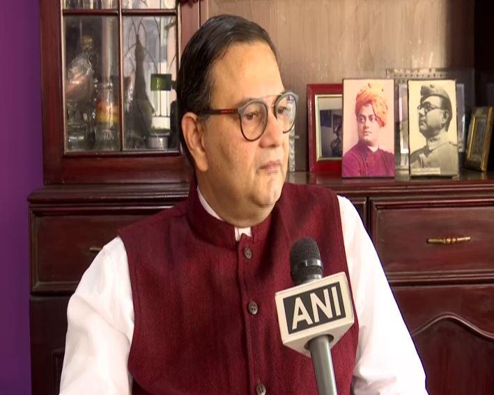 BJP leader CK Bose speaking to ANI on Thursday.