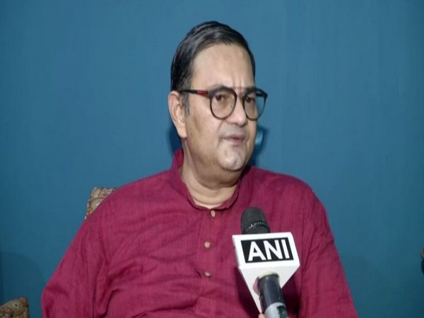 Subhash Chandra Bose's grandson CK Bose speaking to ANI on Wednesday