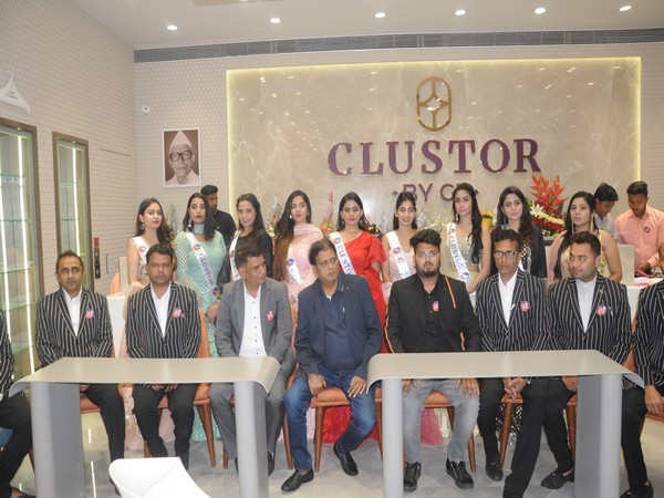 Gujarat's largest readymade garments store, Clustor launched