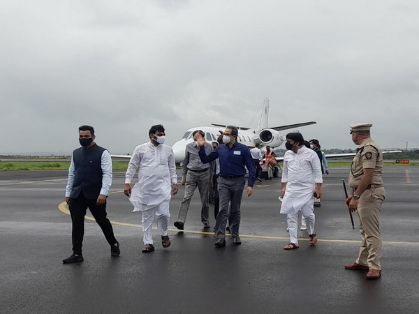 Maharashtra Chief Minister going to visit flood-affected areas of Sangli