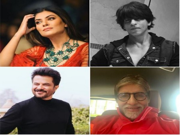 B-Town extends their Happy New Year wishes!