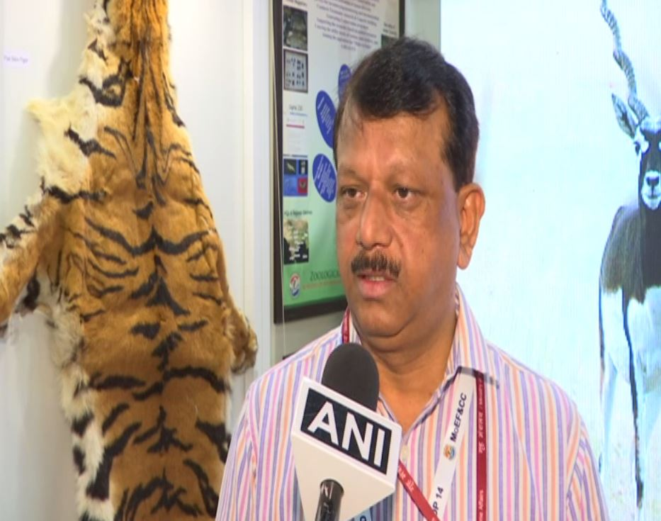 Kailash Chandra, Director of the Zoological Survey of India, speaking to ANI