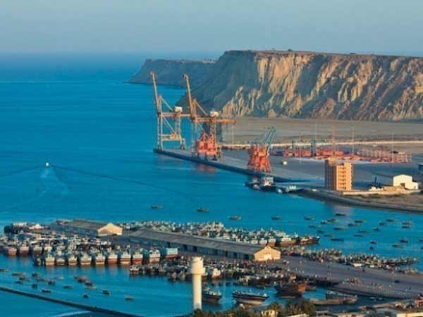 China-Pakistan economic corridor (file photo)