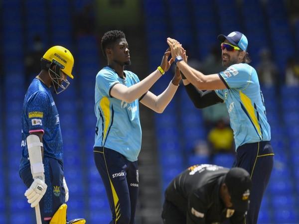 Saint Lucia Kings beat Barbados Royals (Image CPL website)e