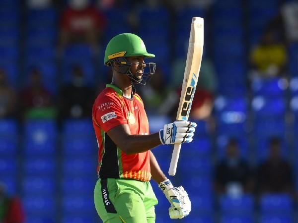 Guyana beat Jamaica Tallawahs by 46 runs.