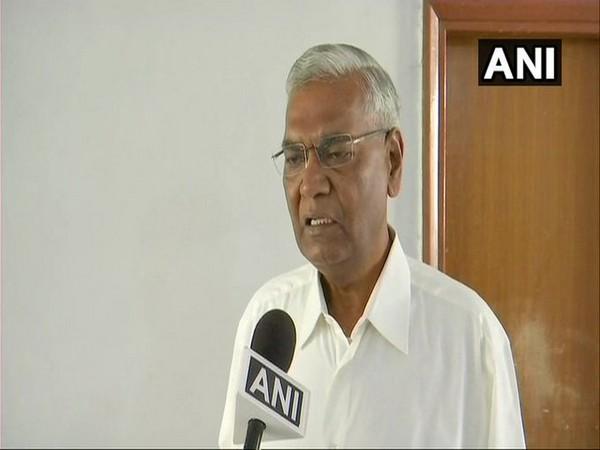 Communist Party of India (CPI) General Secretary D Raja (File Photo/ANI)