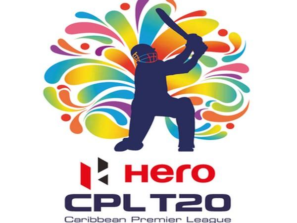 Caribbean Premier League T20 logo.