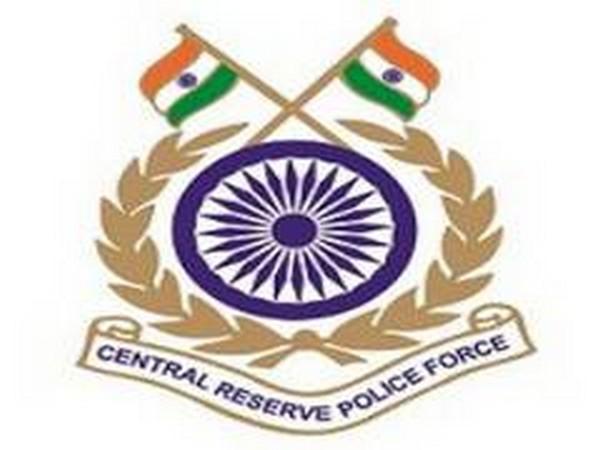 Central Reserve Police Force logo.