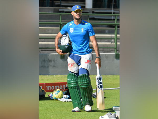 South Africa batsman Reeza Hendricks (Photo/CSA Twitter)