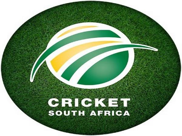 Cricket South Africa logo.