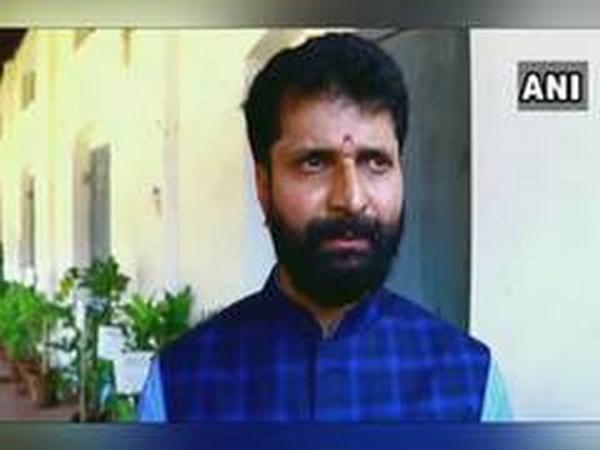 BJP leader CT Ravi (File Photo/ANI)