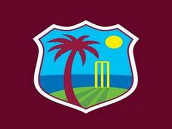 Cricket West Indies logo.
