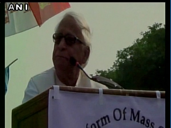 Former Chief Minister of West Bengal Buddhadeb Bhattacharjee (File Photo)