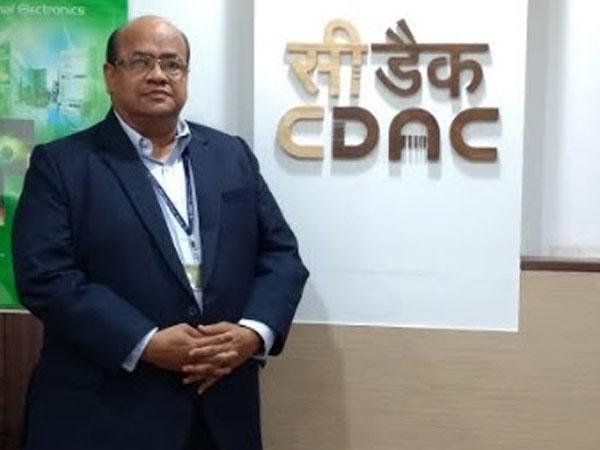 Dr Hemant Darbari, Director General, C-DAC