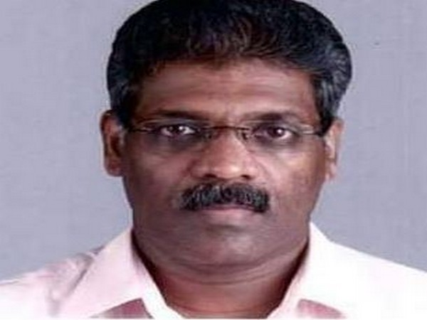 Kerala Chief Minister Pinarayi Vijayan's additional private secretary, C.M. Raveendran (file photo)