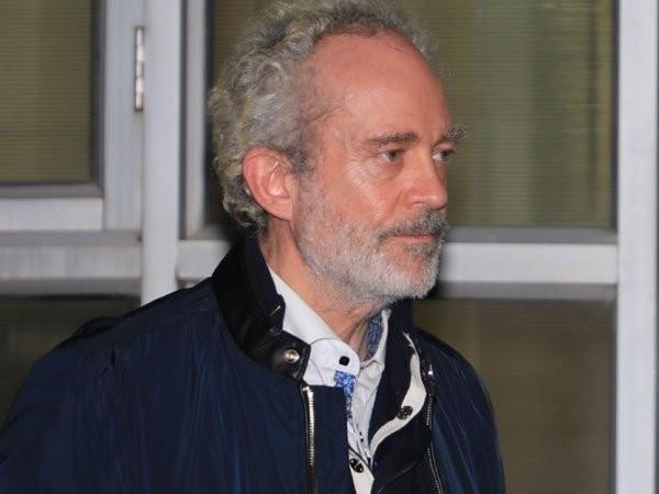 British citizen Christian Michel James (File photo)