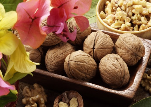 California walnuts-From Orchard to Table