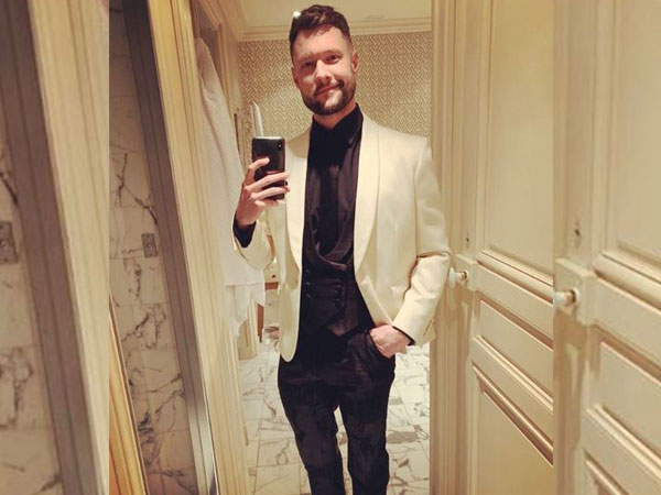 Singer Calum Scott (IMage courtesy: Instagram)