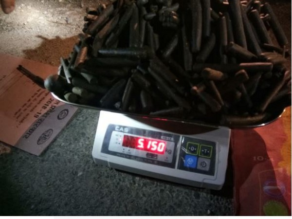 Cannabis confiscated by Kullu police. Photo/ANI