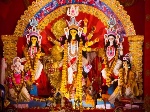 Goddess Durga. (Photo/ANI)