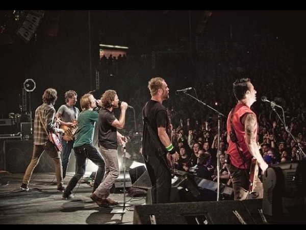 Members of Pearl Jam (Image Source: Instagram)