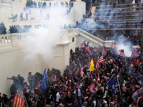 US Capitol (Photo Credit - Reuters)