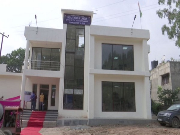 The new building has brought great relief to employees and locals alike. (Photo/ANI)