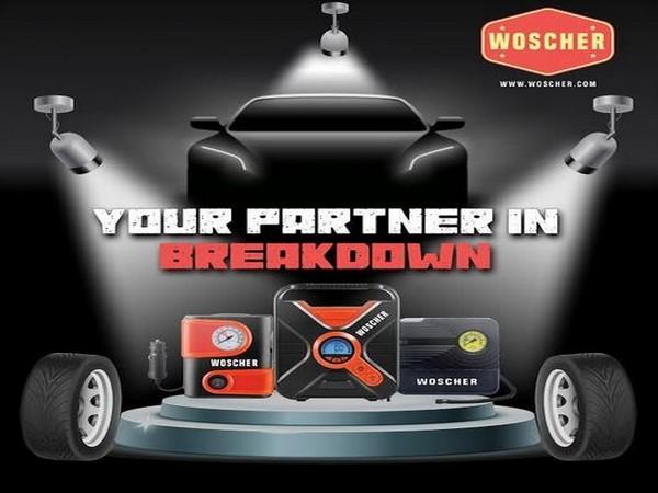 India's No 1 Car Accessory Brand, Woscher.