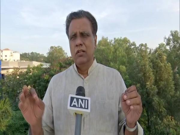 Bharatiya Janata Party leader NV Subhash. (File Photo)